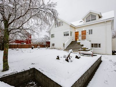 Photo for Cosy house centrally located in Reykjavik.