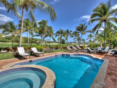 Photo for Amazing 3 bedroom Villa surrounded by Golf Course and next to Beach