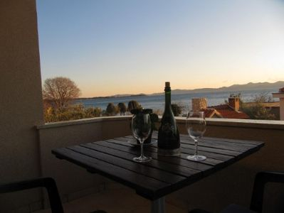 Photo for 2BR Apartment Vacation Rental in Zadar County, Op?ina Zadar