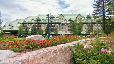 Photo for Stylish 2BR Near Heavenly Mtn Resort w/ Resort Pool