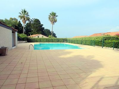 Photo for 2 bedroom Villa, sleeps 4 in Cogolin with Pool, Air Con and WiFi