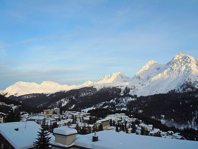 Photo for Apartment in the center of Arosa with Lift, Parking, Internet, Washing machine (52491)