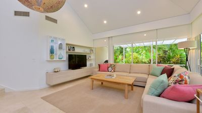 Photo for 437 Pandanus Way - 4 Bedrooms On The Beach