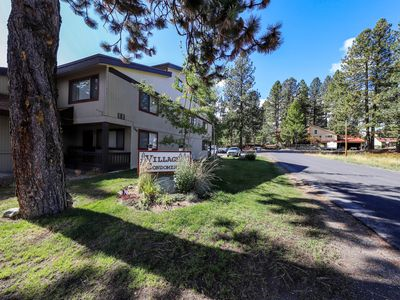 Photo for Dog-friendly condo downtown - walk to restaurants, shops & Payette Lake!
