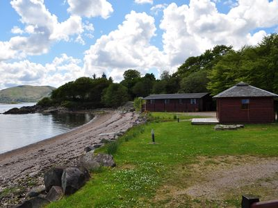 Photo for 2 bedroom Log Cabin in Lochgilphead - A466D