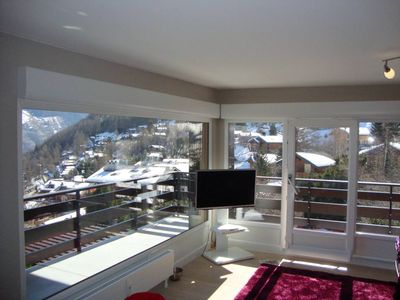Photo for BEAUTIFUL APARTMENT IN THE HEART OF 4 VALLEYS CLOSE TO EVERYTHING, NOTHING AWAY!