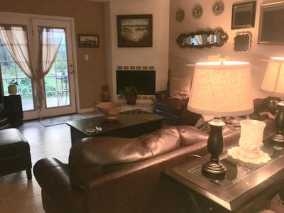 Photo for near Rosemary/30A with two car garage/fenced backyard and just steps to the beac