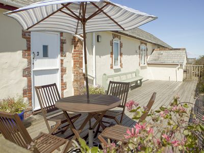 Photo for 2 bedroom accommodation in St Newlyn East, near Newquay