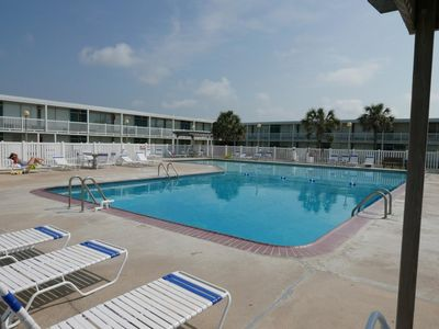 Photo for Bogue Shores 159: 1  BR, 1  BA Condominium in Atlantic Beach, Sleeps 4