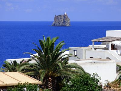 Photo for 3BR House Vacation Rental in Stromboli