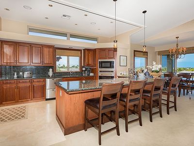 Photo for Modern 3 BDRM Townhouse as the Exclusive Mauna Lani Resort, Sleeps 8!