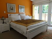 Great room, surrounds and breakfast is included in the room price. Highly recommended