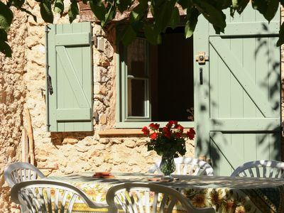 Photo for Le Jas, charming Mas in Provence with shared pool, nature, calm, space