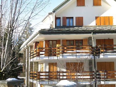 Photo for Apartment Residence Genepy  in Courmayeur, Aosta Valley - 7 persons, 3 bedrooms