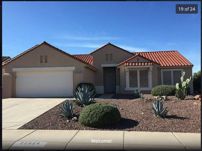 Great seasonal Senior Vacation Rental in the newer NW  part of Sun City West.