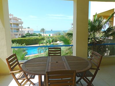 Photo for Apartment Las Dunas in Dénia - 4 persons, 2 bedrooms