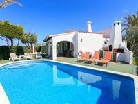Nice villa overall with good pool, to make it even better, a dishwasher is recommended, improve b...