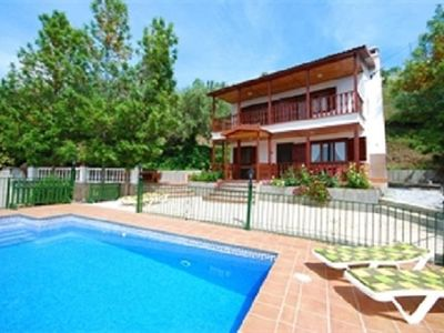 Photo for Holiday house for 8 persons, with swimming pool
