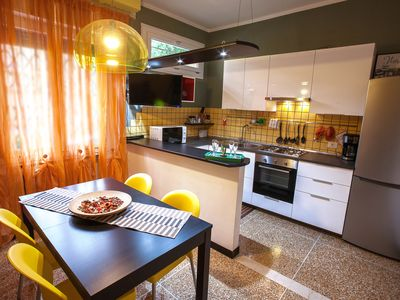 Photo for HAPPY HOME BOLOGNA Cozy, quiet, Close to OLD TOWN and EXHIBITION, AC, WiFi