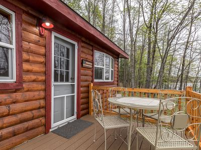 Photo for Musky Cabin - New Listing on Oxbow Lake!
