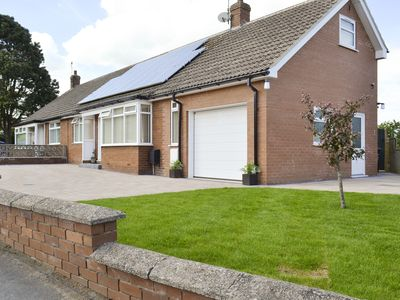 Photo for 3 bedroom accommodation in Hunmanby, near Filey