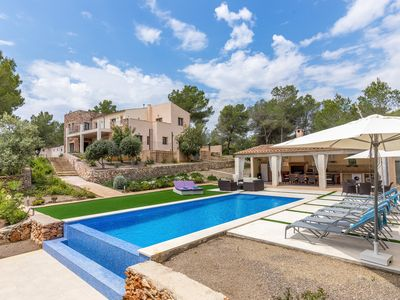 Photo for Villa Pins (090309) - Villa for 10 people in Felanitx