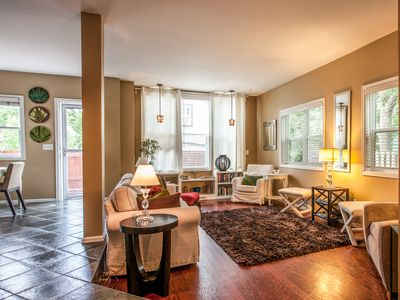 Photo for Charming Central Boulder Home With All the Comforts of Home