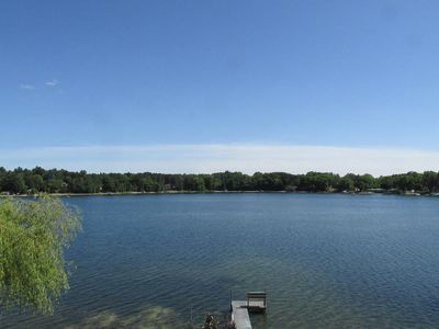Photo for 4 Br home on crystal-clear lake