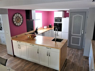 Photo for house with garden Port la Nouvelle completely renovated