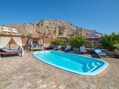 Photo for Maripaul Villa 120 meters from the sea