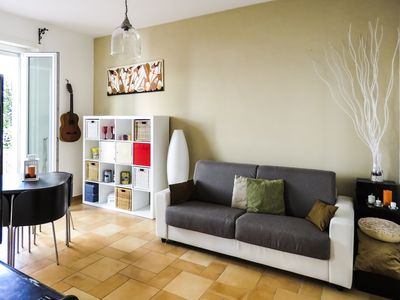 Photo for Casa Anita - Comfortable apartment close to Trastevere district