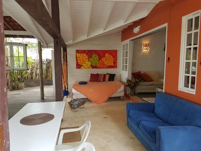 Photo for Whale Beach house on the seafront - 3 Bedrooms -2 Suites