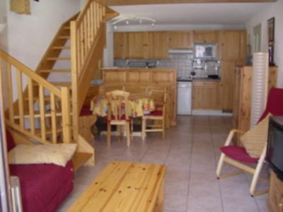 Photo for SKI & SUMMER - 6 PERSON (3 BEDROOM) APARTMENT FOR RENT; SERRE CHEVALIER, FRANCE