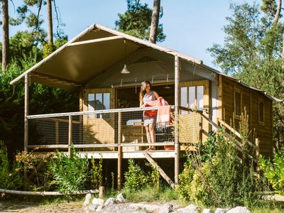 Photo for Vacation home Eco Village Natureo (SGN319) in Seignosse Le Penon - 4 persons, 2 bedrooms
