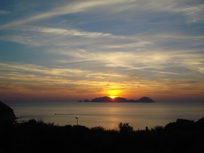 Photo for Two-room apartment '' Il tramonto '' in Ponza - 3383978335