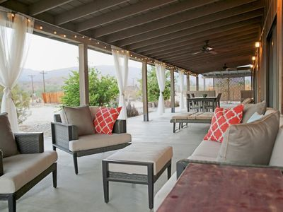 Photo for Spacious 3BR Borrego Springs Home, Walk to Downtown, Amazing Mountain Views!
