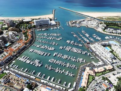 Photo for Vilamoura Marina Apartment