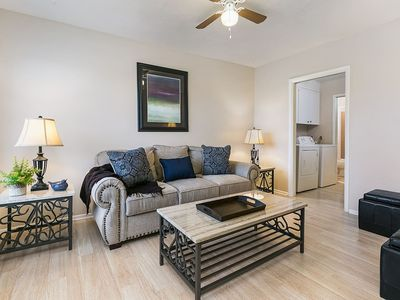 Photo for THE PERFECT 1 BR APARTMENT BY HOSTIE - One Bedroom Apartment, Sleeps 4