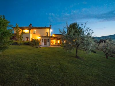 Photo for Eco Agriturismo il Capoverso, art, nature, comfort in the heart of Tuscany