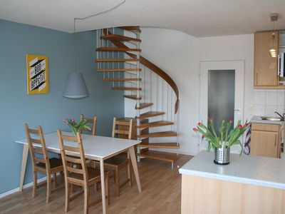 Photo for Cozy and modern apartment in the heart of Öhningen