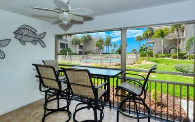 Photo for Chinaberry 416 - 2 Bedroom Condo with Private Beach with lounge chairs & umbrella provided, 2 Poo...