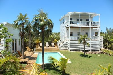 Trade Winds House. The whole property rented exclusively to you.