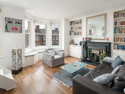 Photo for Large Trendy Two Bed Apartment In Notting Hill