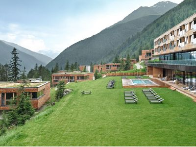 Photo for Chalet with wellness area and wifi