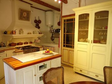 Lovingly restored village 2 bedroom house in a beautiful valley near Carcassonne