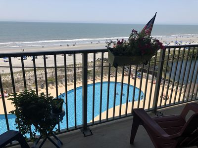 Photo for OCEANFRONT-5TH FLOOR NEW LISTING-AVAILABLE AFTER 6-22-19