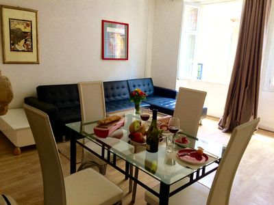 Photo for Apartment Center Villa 50 m2 recently renovated