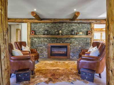 Photo for Charismatic modern chalet | Incredible alpine vista | Warmth and comfort