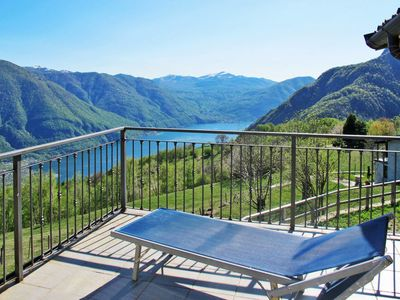 Photo for Vacation home Casa Tre Laghi (PLZ500) in Porlezza - 11 persons, 4 bedrooms