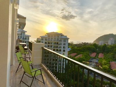 Photo for 10 + guest CONDO, Luxury Penthouse, Jaco Bay Towers, Just Renovated! Ocean View!